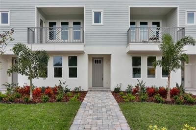 Tampa Townhouse For Sale: 2442 W Mississippi Avenue #13