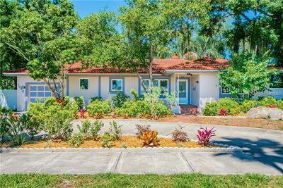 Belleair Single Family Home For Sale: 1340 Indian Rocks Rd