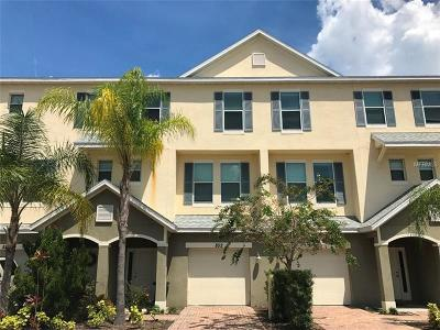 Tarpon Springs Townhouse For Sale: 852 Callista Cay Loop