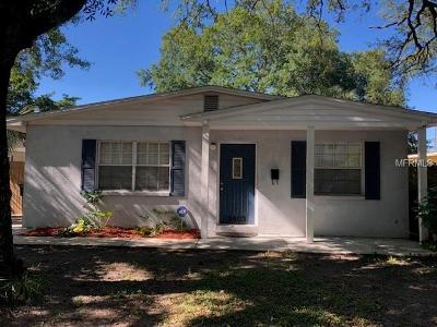 Tampa Single Family Home For Sale: 3403 W San Juan Street