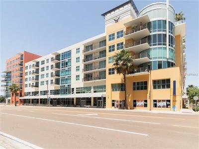 Tampa Condo For Sale: 1120 E Kennedy Boulevard #1510
