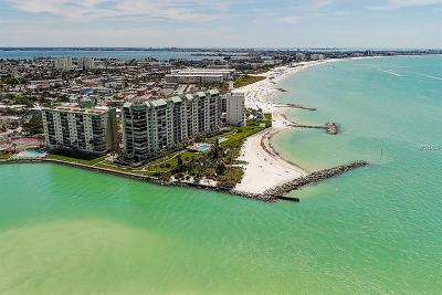 St Pete Beach Condo For Sale: 7100 Sunset Way #303