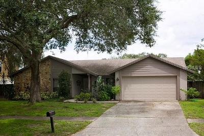 Brandon Single Family Home For Sale: 1316 Corner Oaks Drive