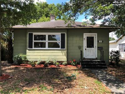 St Petersburg Single Family Home For Sale: 1505 34th Avenue N