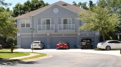 Wesley Chapel Townhouse For Sale: 27853 Pleasure Ride Loop