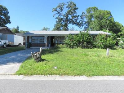 Tampa Single Family Home For Sale: 2111 W Hamilton Avenue