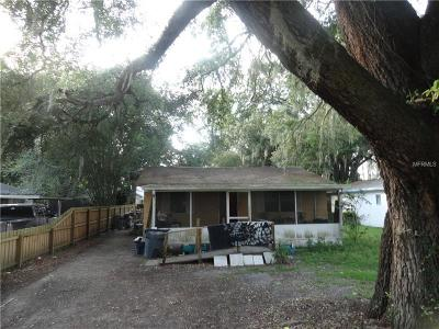 Plant City Single Family Home For Sale: 2605 Highland Avenue