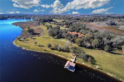 Lutz FL Residential Lots & Land For Sale: $3,950,000
