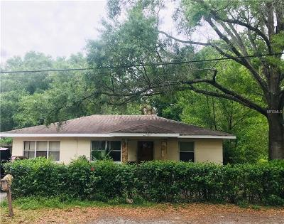 Tampa Single Family Home For Sale: 1912 E Hanna Avenue