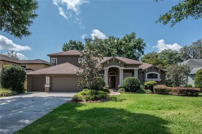 Riverview Single Family Home For Sale: 118 Falling Water Drive