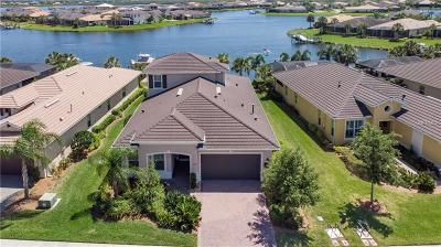 Bradenton Single Family Home For Sale: 5209 Tidewater Preserve Boulevard