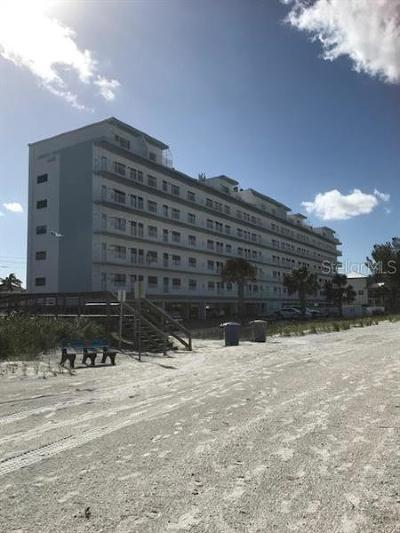 Clearwater Beach, Indian Rocks Beach, Indian Shores, Redington Beach, Redington Shores, Madeira Beach, Treasure Island, Tierra Verde, Belleair Beach, St. Pete Beach, Treasure Island  Condo For Sale: 8470 W Gulf Boulevard #310