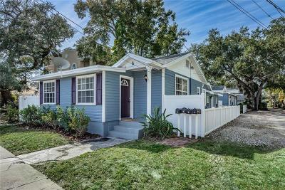 Pinellas County, Pasco County, Hernando County, Hillsborough County, Manatee County Multi Family Home For Sale: 401 S Newport Avenue #A-D