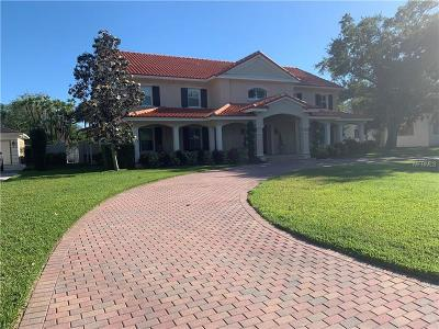 Single Family Home For Sale: 4920 Lyford Cay Road