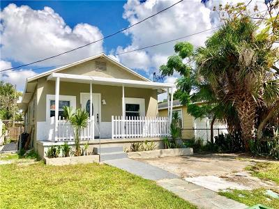 Tampa Single Family Home For Sale: 2525 W Walnut Street