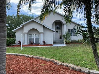 Apollo Beach Single Family Home For Sale: 6112 Cacao Dr