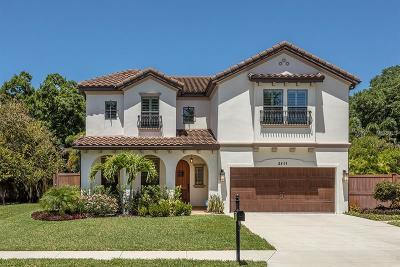 Single Family Home For Sale: 3811 W Corona Street