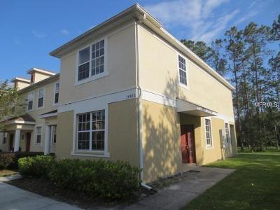 Pasco County Townhouse For Sale: 34820 Turnbury Court