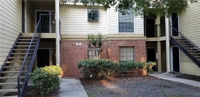 Tampa Condo For Sale: 8625 Mallard Reserve Drive #102