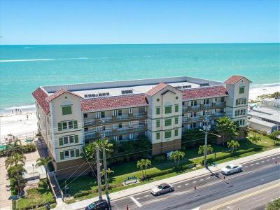 Madeira Beach Condo For Sale: 14010 Gulf Boulevard #402