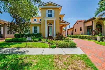 Tampa Single Family Home For Sale: 6045 Yeats Manor Drive