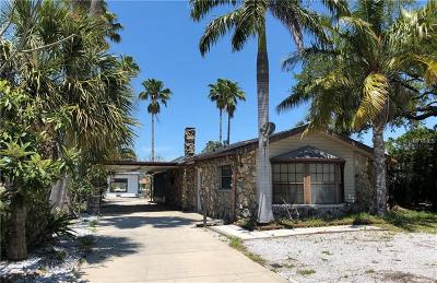 Indian Rocks Beach Single Family Home For Sale: 304 10th Avenue