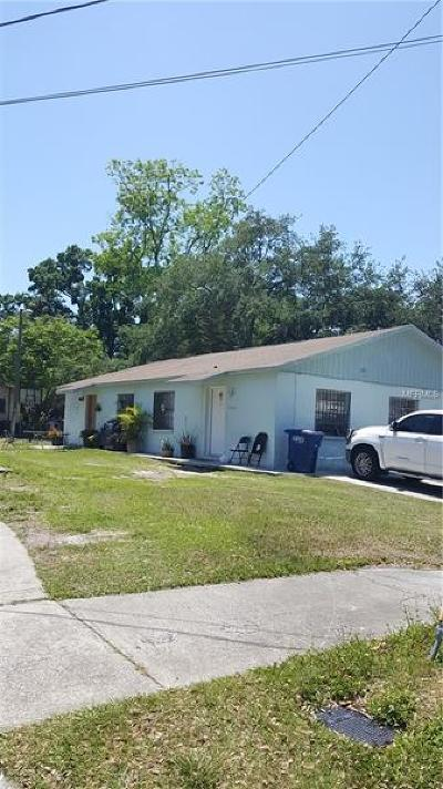 Tampa Multi Family Home For Sale: 2312 W Beach Street #A and B