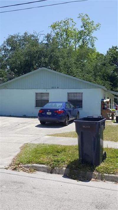 Tampa Multi Family Home For Sale: 2314 W Beach Street #A and B