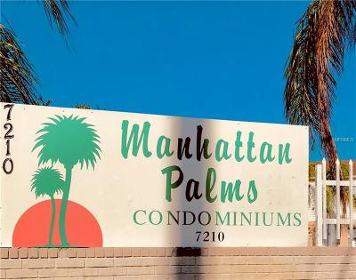 Tampa Condo For Sale: 7210 N Manhattan Avenue #923