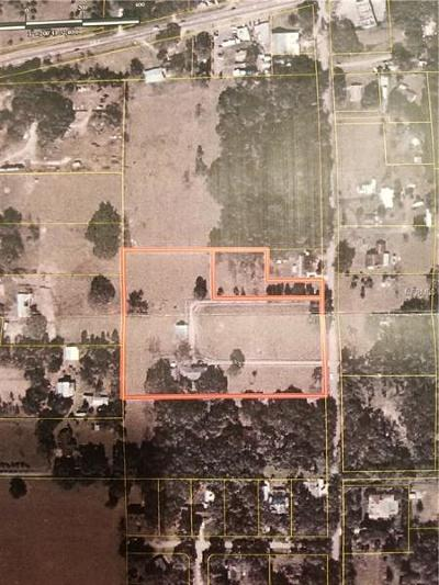 Seffner Residential Lots & Land For Sale: 408 N Taylor Road