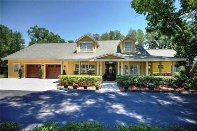 Single Family Home For Sale: 18409 Tomlinson Drive
