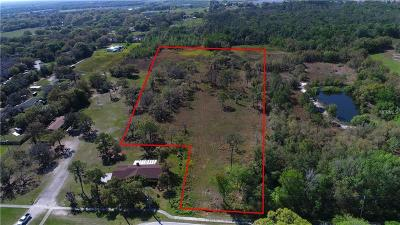 Plant City Residential Lots & Land For Sale: W Alexander Street