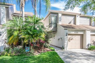 Tampa Townhouse For Sale: 11606 Galleria Drive