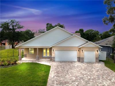 Tampa Single Family Home For Sale: 8430 N Hubert Avenue
