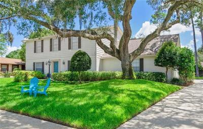 Tampa Single Family Home For Sale: 4421 Carrollwood Village Drive