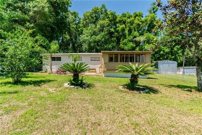 Dade City Mobile/Manufactured For Sale: 15139 Myrtle Street