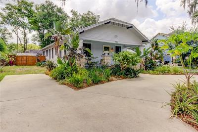 Seminole Heights Single Family Home For Sale: 5601 N Seminole Avenue