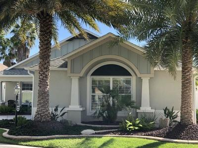 The Villages Single Family Home For Sale: 1182 Flamingo Place