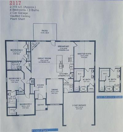 Hudson Single Family Home For Sale: 16220 Vine Cliff Avenue