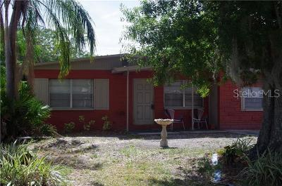 Tampa Single Family Home For Sale: 4726 Town N Country Boulevard