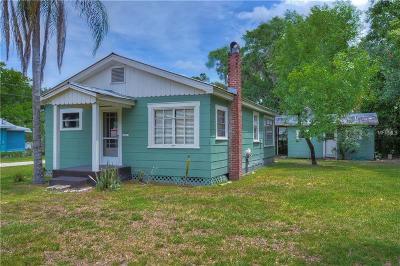Plant City Single Family Home For Sale: 1002 N Wheeler Street