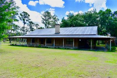 Lakeland Single Family Home For Sale: 4618 Medulla Road