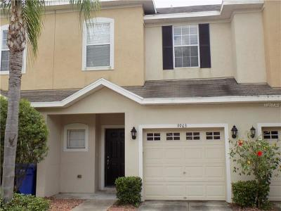Tampa Townhouse For Sale: 9903 Venetian River Way