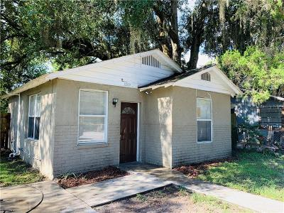 Tampa Single Family Home For Sale: 3207 Deleuil Avenue