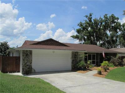 Land O Lakes Single Family Home For Sale: 3629 Lake Breeze Drive