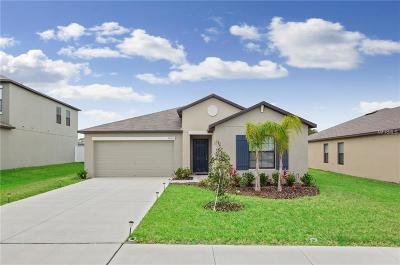 Zephyrhills Single Family Home For Sale: 36065 Stable Wilk Avenue