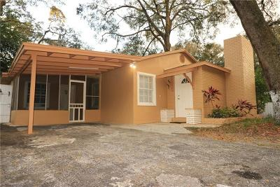 Tampa Single Family Home For Sale: 8721 N Otis Avenue