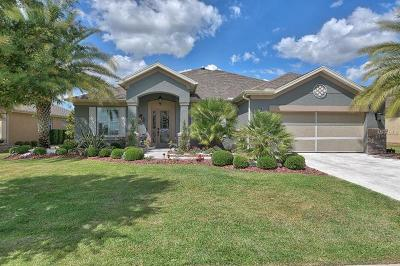 Ocala Single Family Home For Sale: 7491 SW 97th Terrace Road