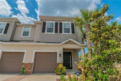 Oldsmar Townhouse For Sale: 401 Tuscan Lane