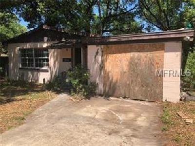Tampa Single Family Home For Sale: 3020 E Louisiana Avenue